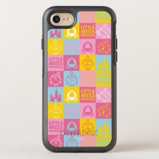 Little Miss Princess | Pretty Pastel Pattern OtterBox Symmetry iPhone 8/7 Case