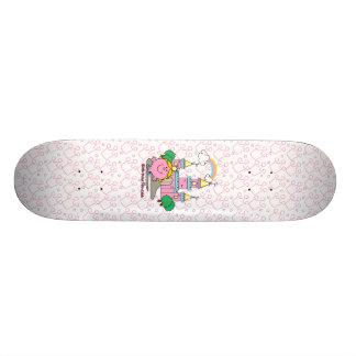 Little Miss Princess | Royal Castle 21.3 Cm Mini Skateboard Deck