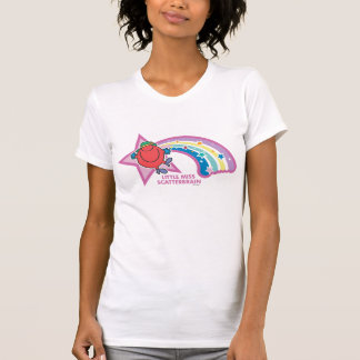 Little Miss Scatterbrain | Rainbow & Stars T-Shirt
