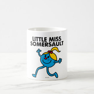 Little Miss Somersault Walking Tall Coffee Mug