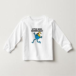 Little Miss Somersault Walking Tall Tee Shirts
