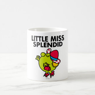 Little Miss Splendid | Black Lettering Coffee Mug