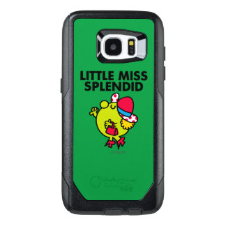 Little Miss Splendid | Black Lettering OtterBox Samsung Galaxy S7 Edge Case