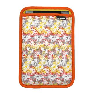 Little Miss Sunshine | All Smiles Pattern iPad Mini Sleeve