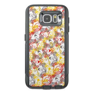 Little Miss Sunshine | All Smiles Pattern OtterBox Samsung Galaxy S6 Case