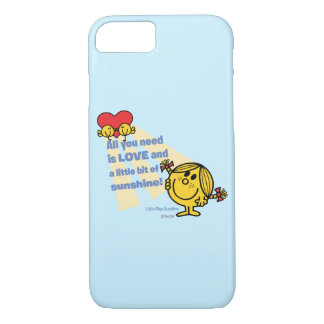 Little Miss Sunshine | All You Need Is… iPhone 8/7 Case