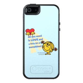 Little Miss Sunshine | All You Need Is… OtterBox iPhone 5/5s/SE Case