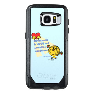 Little Miss Sunshine | All You Need Is… OtterBox Samsung Galaxy S7 Edge Case