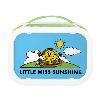 Little Miss Sunshine | Back To Nature Lunch Box