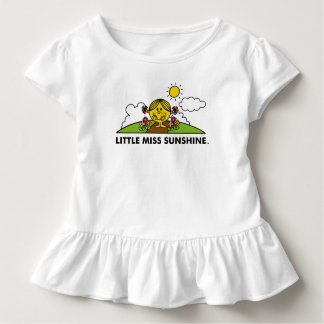 Little Miss Sunshine | Back To Nature Toddler T-Shirt