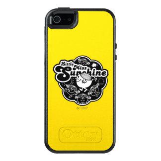 Little Miss Sunshine   Black & White OtterBox iPhone 5/5s/SE Case