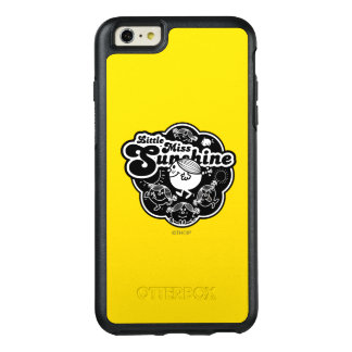 Little Miss Sunshine | Black & White OtterBox iPhone 6/6s Plus Case