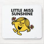 Little Miss Sunshine Classic 2 Mousepad