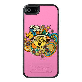 Little Miss Sunshine   Floral Delight OtterBox iPhone 5/5s/SE Case