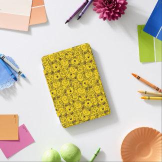 Little Miss Sunshine   Fun Yellow Smiles Pattern iPad Mini Cover