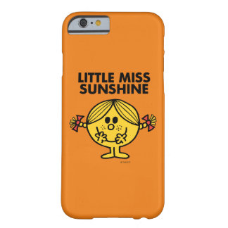 Little Miss Sunshine | Funny & Freckled Barely There iPhone 6 Case