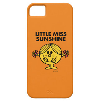 Little Miss Sunshine | Funny & Freckled iPhone 5 Case