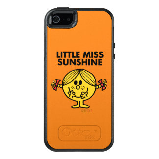 Little Miss Sunshine | Funny & Freckled OtterBox iPhone 5/5s/SE Case