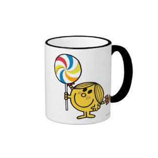 Little Miss Sunshine | Giant Lollipop Ringer Mug