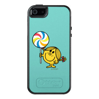 Little Miss Sunshine   Giant Lollipop OtterBox iPhone 5/5s/SE Case