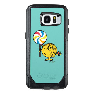 Little Miss Sunshine | Giant Lollipop OtterBox Samsung Galaxy S7 Edge Case