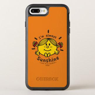 Little Miss Sunshine | I'm Always Sunshine OtterBox Symmetry iPhone 8 Plus/7 Plus Case
