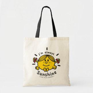 Little Miss Sunshine | I'm Always Sunshine Tote Bag