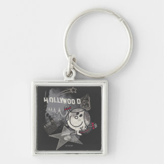 Little Miss Sunshine In Hollywood Key Ring