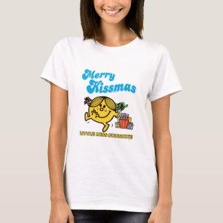Little Miss Sunshine | Merry Kissmas T-Shirt