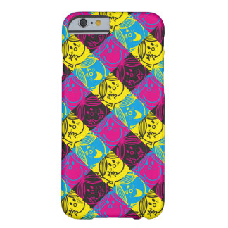 Little Miss Sunshine | Neon Pattern Barely There iPhone 6 Case