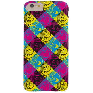 Little Miss Sunshine | Neon Pattern Barely There iPhone 6 Plus Case
