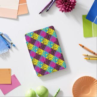Little Miss Sunshine   Neon Pattern iPad Mini Cover