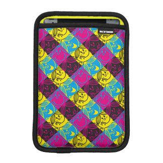 Little Miss Sunshine | Neon Pattern iPad Mini Sleeve