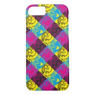 Little Miss Sunshine | Neon Pattern iPhone 8/7 Case