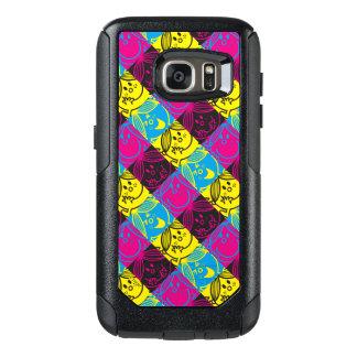 Little Miss Sunshine | Neon Pattern OtterBox Samsung Galaxy S7 Case