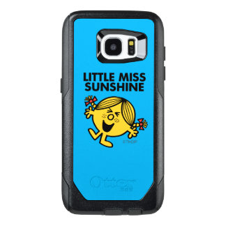 Little Miss Sunshine OtterBox Samsung Galaxy S7 Edge Case