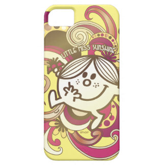 Little Miss Sunshine | Pink Swirls Barely There iPhone 5 Case