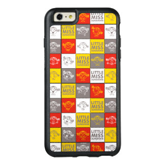 Little Miss Sunshine | Red & Yellow Pattern OtterBox iPhone 6/6s Plus Case