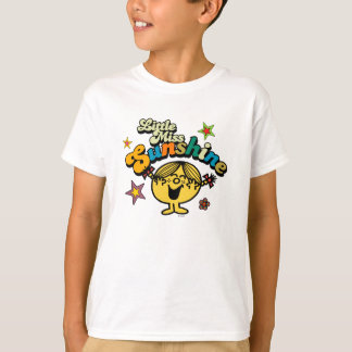 Little Miss Sunshine | Stars & Flowers Shirt