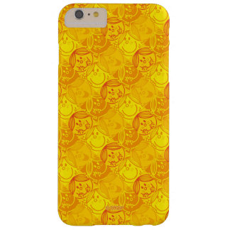 Little Miss Sunshine | Sunny Yellow Pattern Barely There iPhone 6 Plus Case