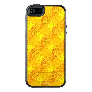 Little Miss Sunshine | Sunny Yellow Pattern OtterBox iPhone 5/5s/SE Case