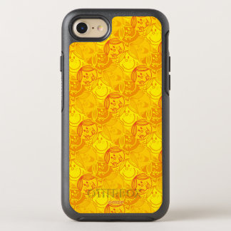 Little Miss Sunshine | Sunny Yellow Pattern OtterBox Symmetry iPhone 8/7 Case