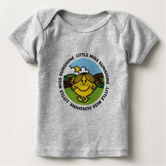 Little Miss Sunshine   Sunshine Circle Baby T-Shirt
