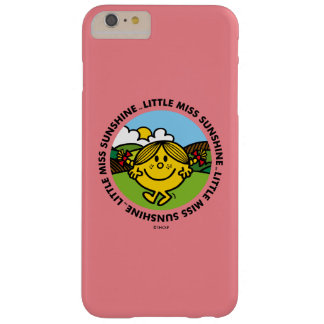 Little Miss Sunshine | Sunshine Circle Barely There iPhone 6 Plus Case