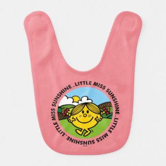 Little Miss Sunshine | Sunshine Circle Bib