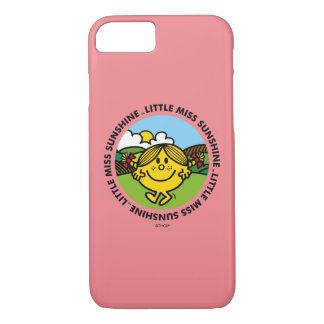 Little Miss Sunshine | Sunshine Circle iPhone 7 Case