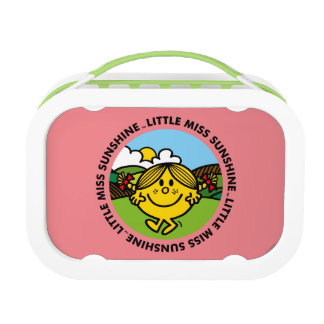 Little Miss Sunshine | Sunshine Circle Lunch Box