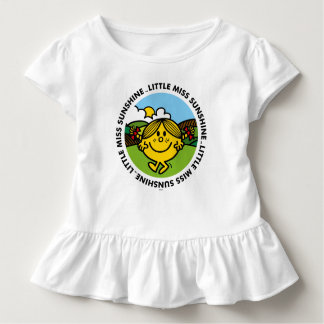 Little Miss Sunshine | Sunshine Circle Toddler T-Shirt