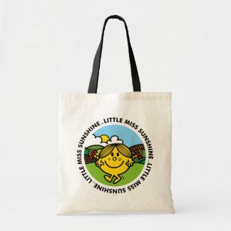 Little Miss Sunshine | Sunshine Circle Tote Bag