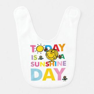 Little Miss Sunshine | Today is a Sunshine Day Bib